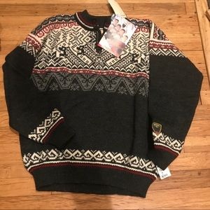 NWT DALE OF NORWAY SWEATER